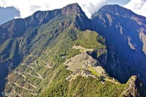 cesta k Machu Picchu