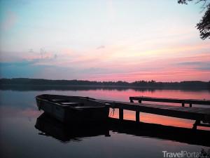 jezero s nejdelším názvem na světě