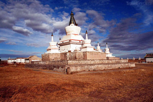 klášter Erdenedzú