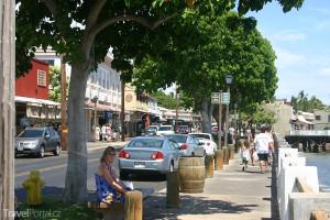 město Lahaina