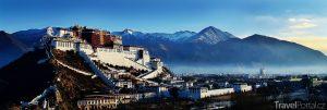 Lhasa v Tibetu