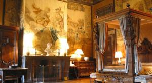 zámecká ložnice