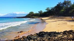 pláž Makena