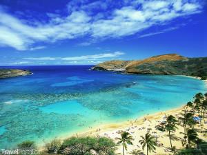 havajský ostrov Maui