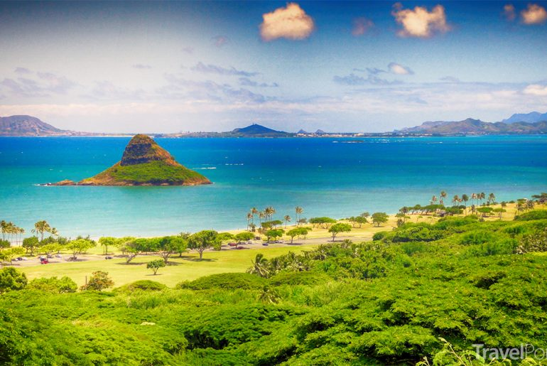 ostrov Oahu
