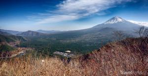 výhled na Fudži