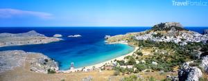 Slavné filmové scény vznikly i na ostrově Rhodos