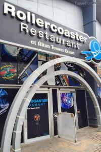 vchod do restaurace