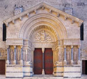 bazilika svatého Trofima