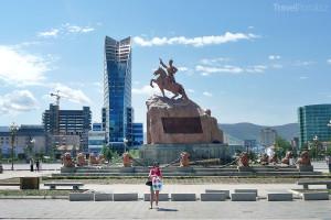 metropole Ulánbátar