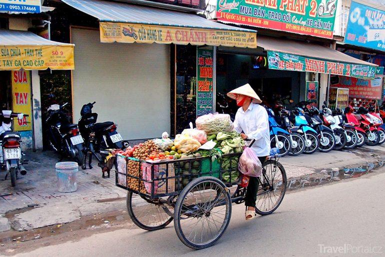 jižní Vietnam