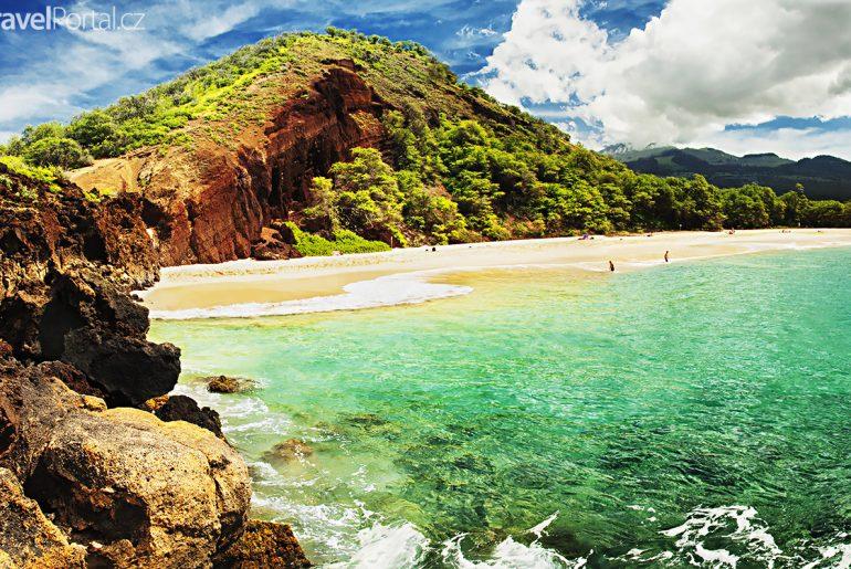 ostrov Maui
