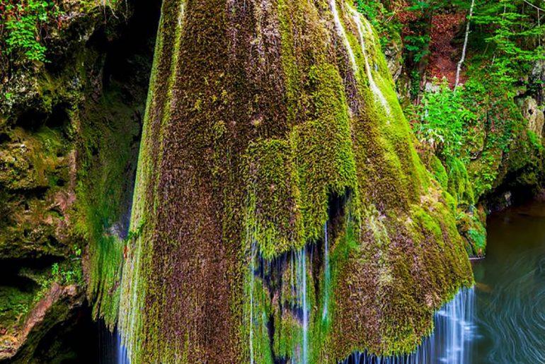 vodopád Bigar