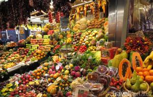 tržnice La Boqueria