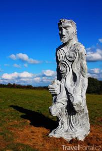 socha světce