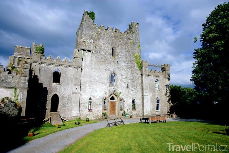 hrad Leap v Irsku