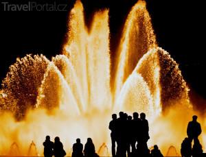 Magic Fountain neboli Zpívající fontána