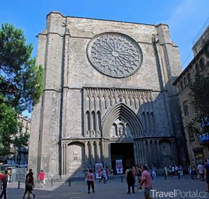 kostel Santa María del Pi