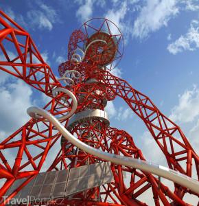 věž ArcelorMittal Orbit