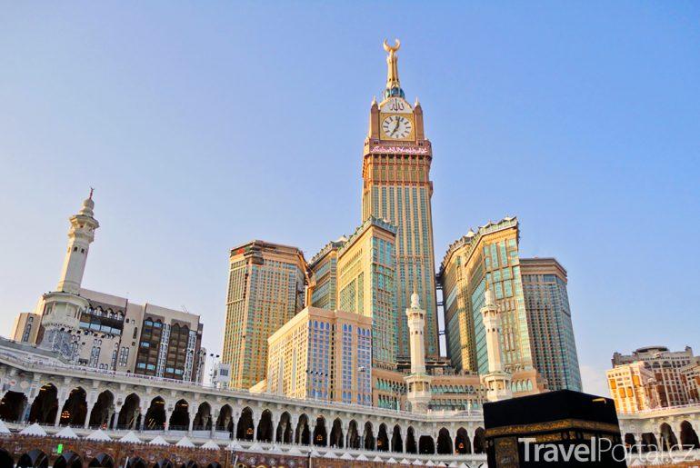 největší věžní hodiny světa