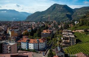 město Bolzano