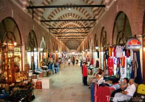 bazar v Edirne