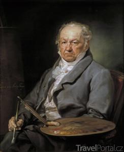 malíř Francisco Goya
