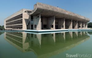 Complexe du Capitole v Čandígarhu