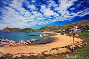 pobřeží Limnosu