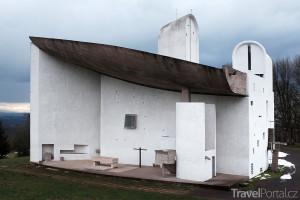 kaple Notre Dame du Haut
