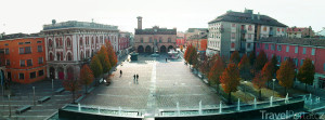 náměstí Piazza Garibaldi