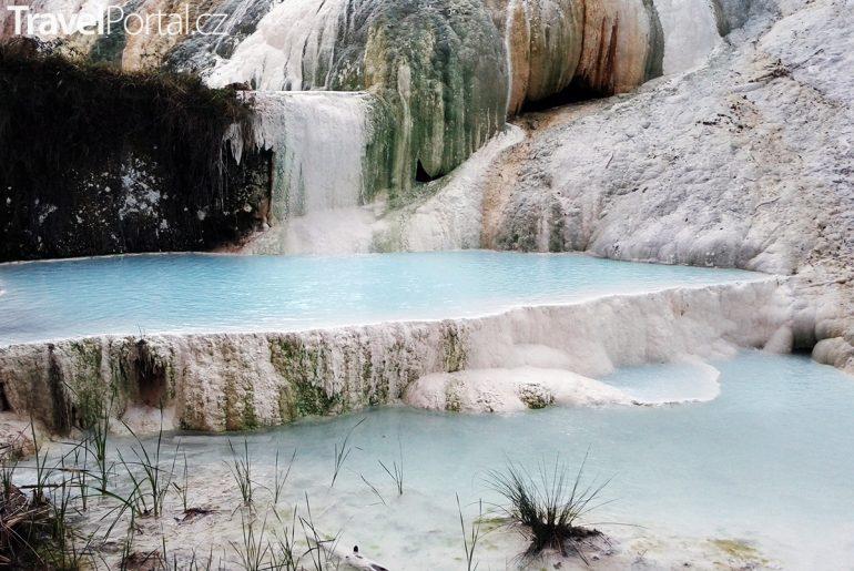 přírodní lázně
