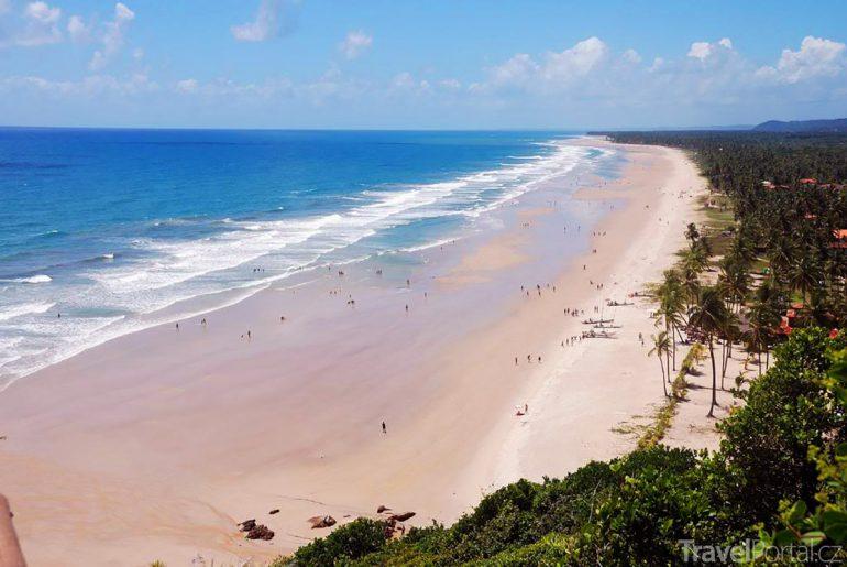 nejdelší pláž světa Praia do Cassino