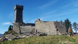 pevnost Radicofani