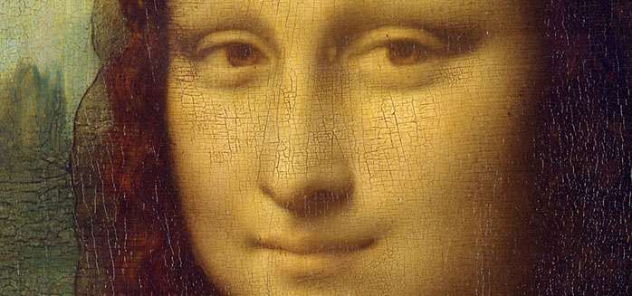 záhadný úsměv Mony Lisy