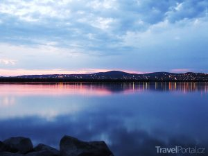 jezero Velence