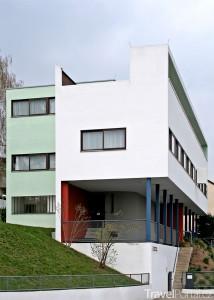 dům ve Weissenhofu