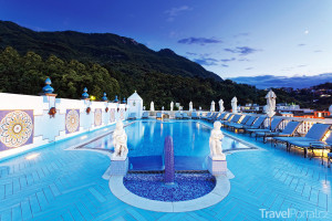 termální bazén