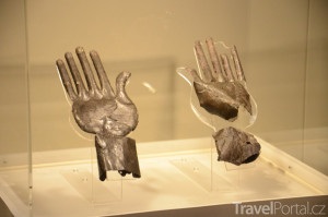 stříbrné ruce