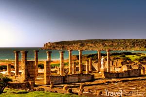 starověké římské město Baelo Claudia