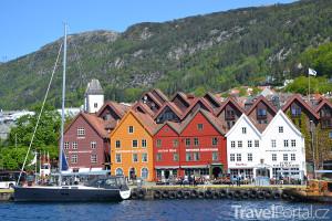 město Bergen