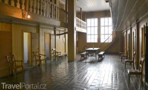 interiér domků