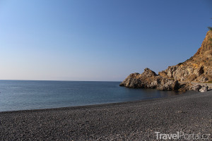 pláž Emporios