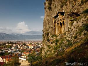 město Fethiye