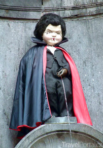 čurající Dracula