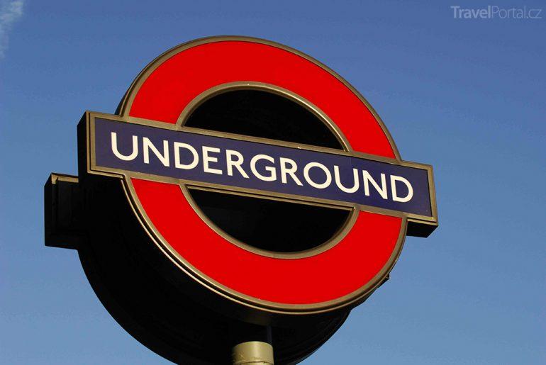 londýnské metro