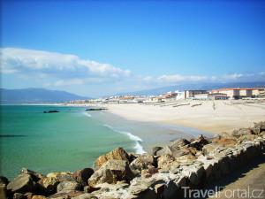 pláž u městečka Tarifa