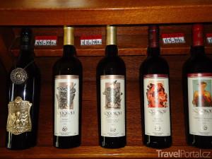 víno značky Todoroff