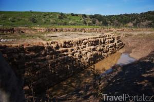 vykopávky ve Vulci
