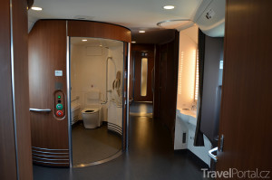 toaleta ve vlaku